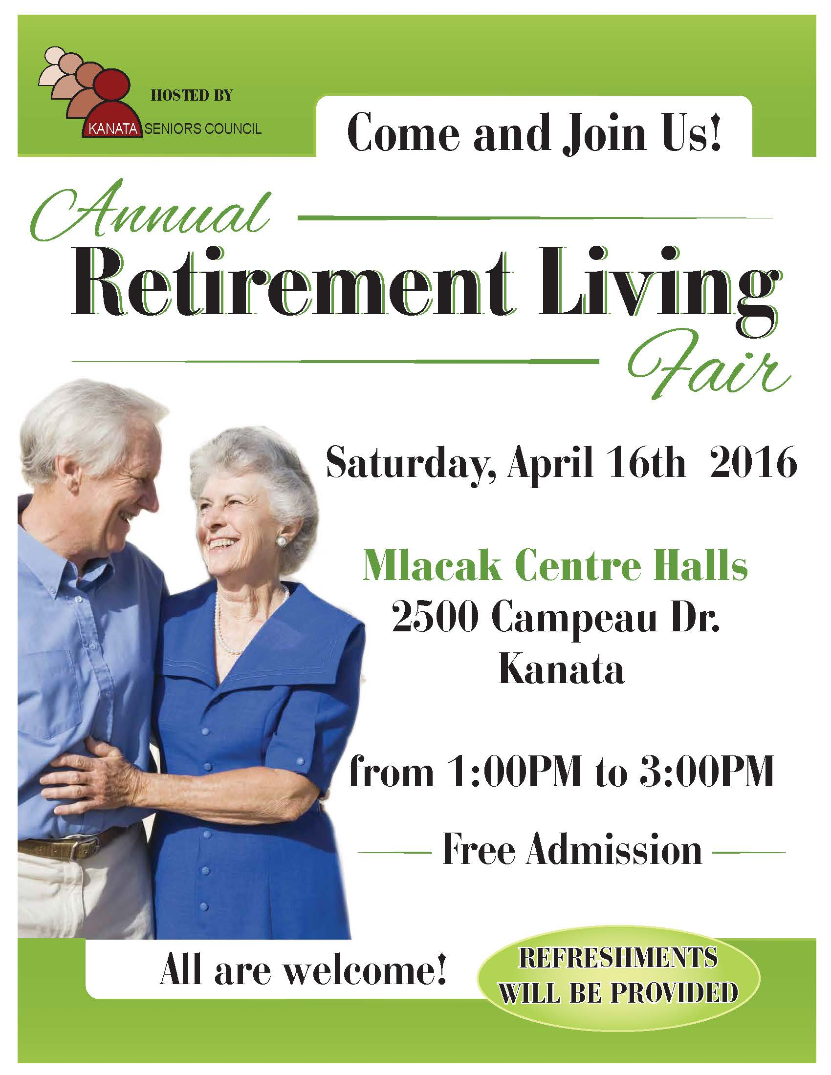 K. Turner Transitions will be a participant at the Retirement Living fair on April 16th, 2016. Hope to see you there !