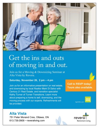 Join Kathy at Alta Vista Manor on Saturday November 26th from 2:00 to 4:00 PM